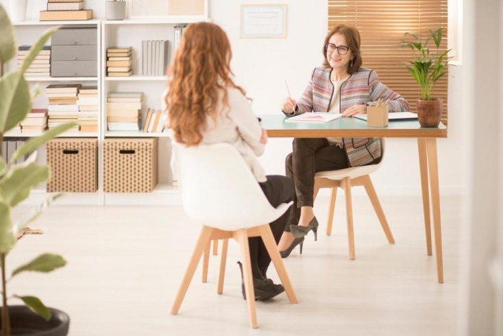 Психотерапия и правильное питание для больных