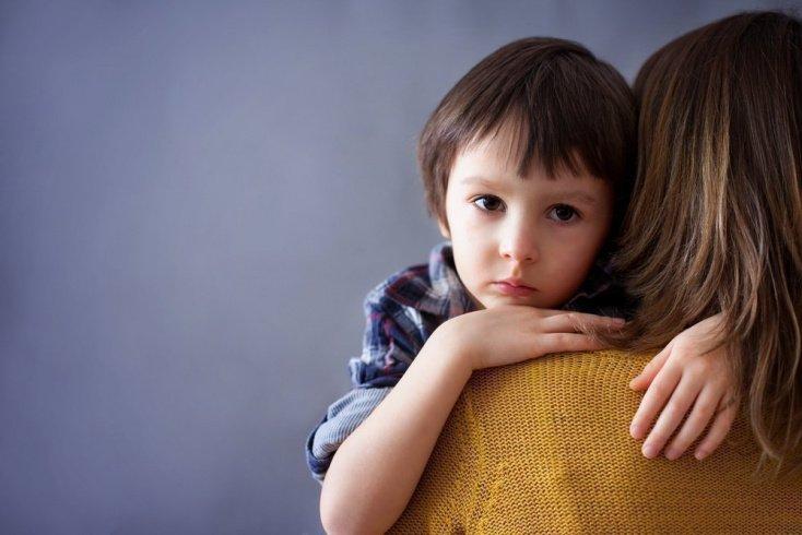 Перекладывание вины на ребенка