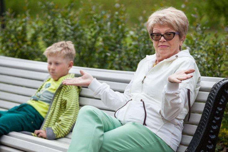Должны ли дети просить прощения