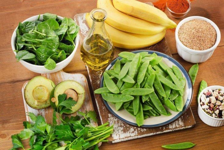 Витамин К в продуктах питания