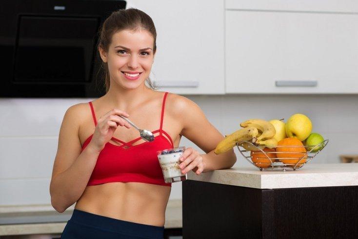 Питание при фитнес-нагрузках