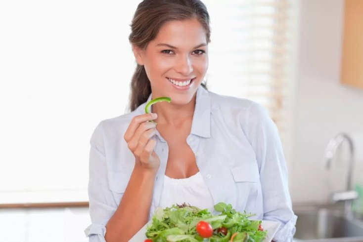Поможет ли сохранить вес правильное питание?