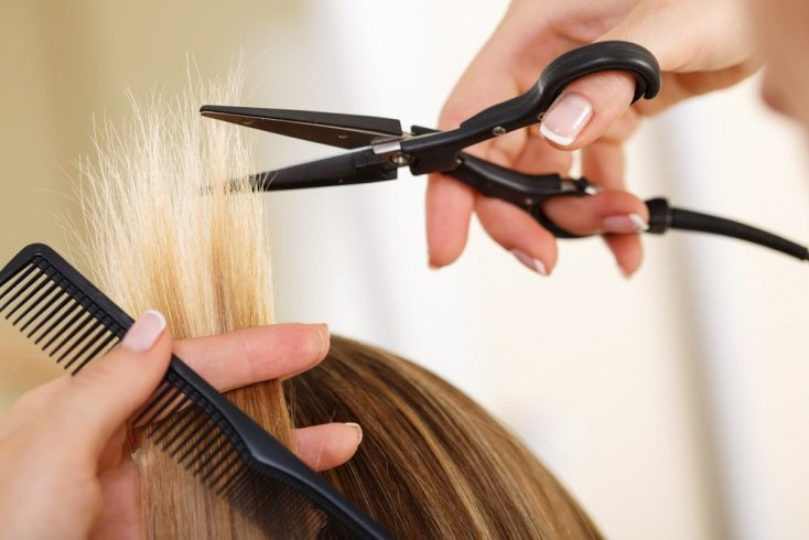 Красота волос с помощью нетрадиционных способов стрижки