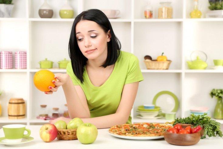 Похудение с помощью домашней диеты