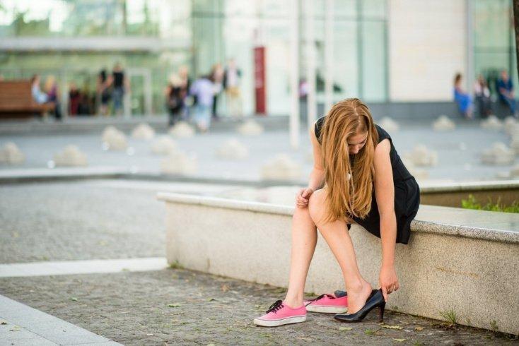Высокие каблуки: как соблюсти безопасность на всех сроках беременности