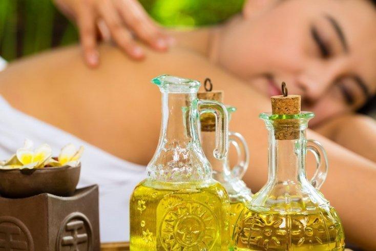 Особенности ароматического массажа