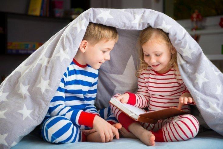 Общая комната для детей: советы родителям