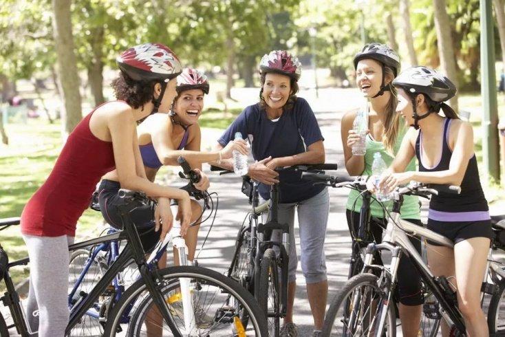 Рекомендации по проведению фитнес тренировок на велосипеде