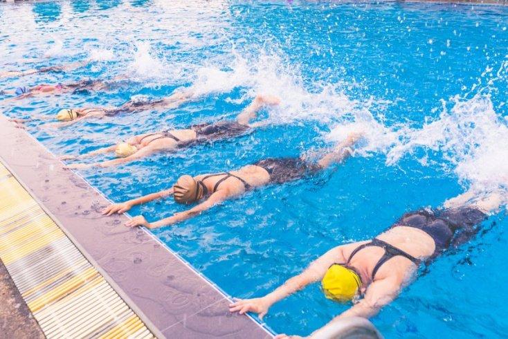 Действенность водных занятий для быстрого снижения веса