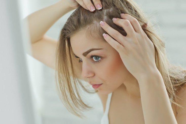 Поражение кожи и волос