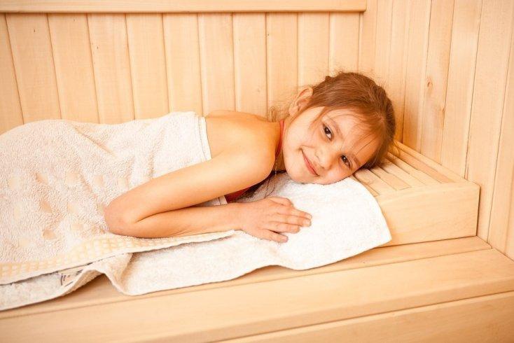 Памятка родителям: правила нахождения детей в бане