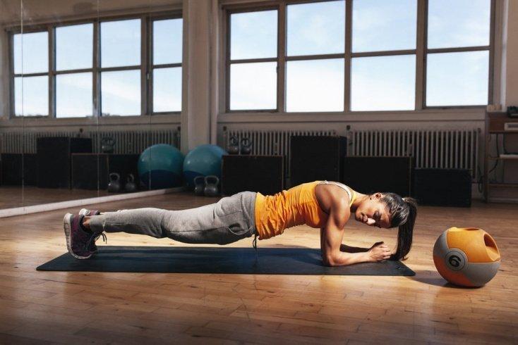 Фитнес для пресса: какие мышцы необходимо прорабатывать