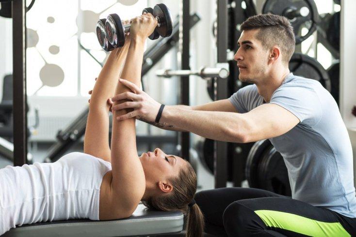 Фитнес-тренировки мышц предплечий