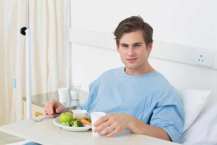 Питание до и после операции