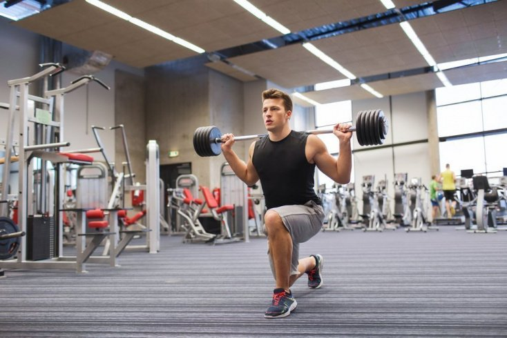 Фитнес-упражнения для ног