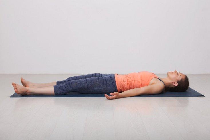Упражнения перед сном