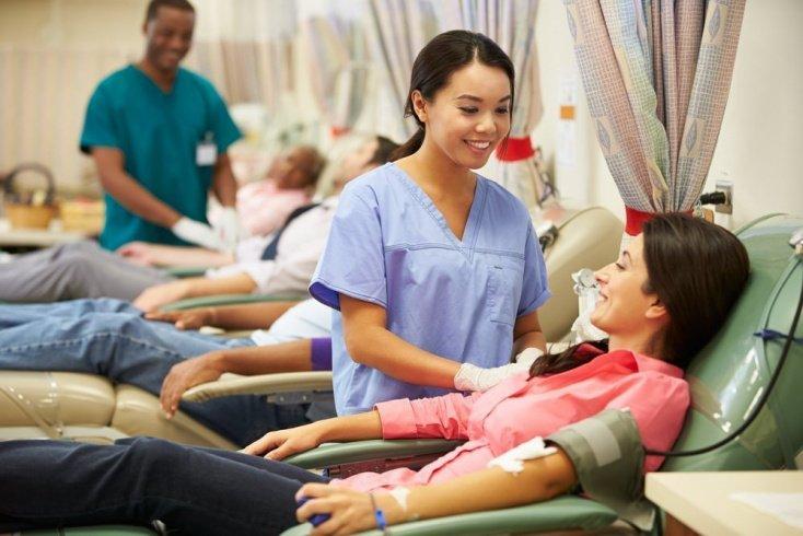 Донорство и здоровье