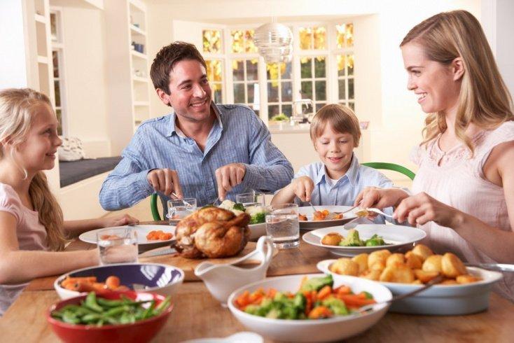 Важность формирования правильных пищевых привычек у ребенка