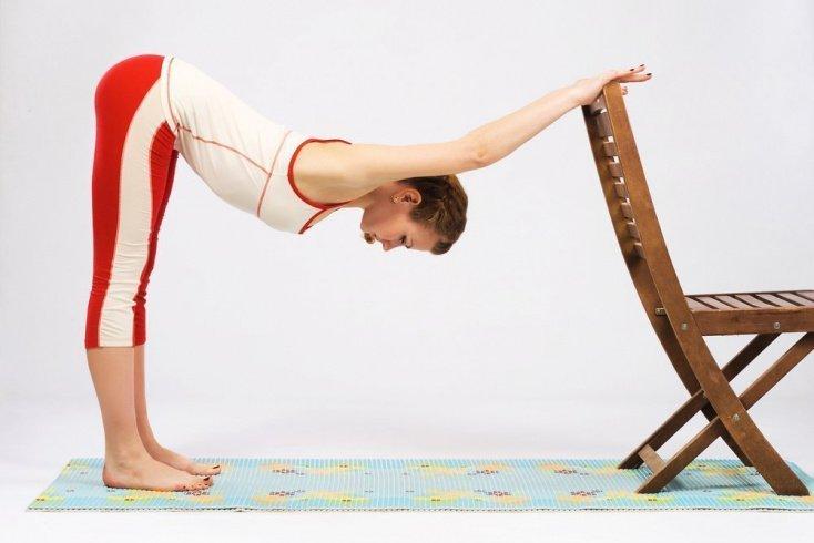 Упражнения для занятий фитнесом на растяжку в домашних условиях
