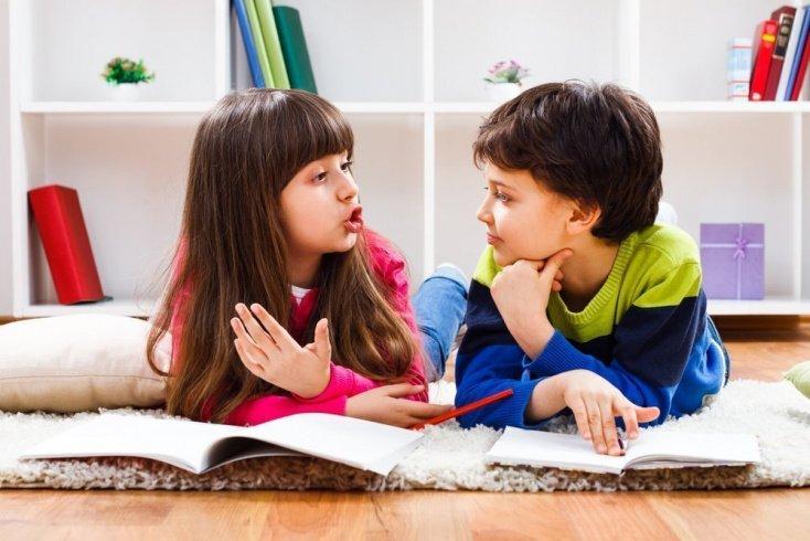 Приучение ребенка к уважению