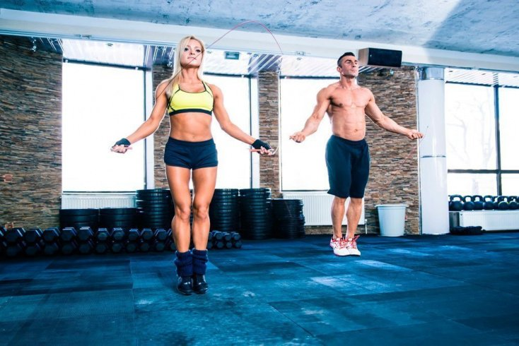 Тренировки кроссфит для начинающих