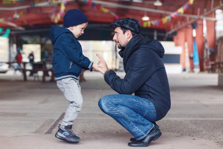 Что говорить детям про общение с незнакомцами