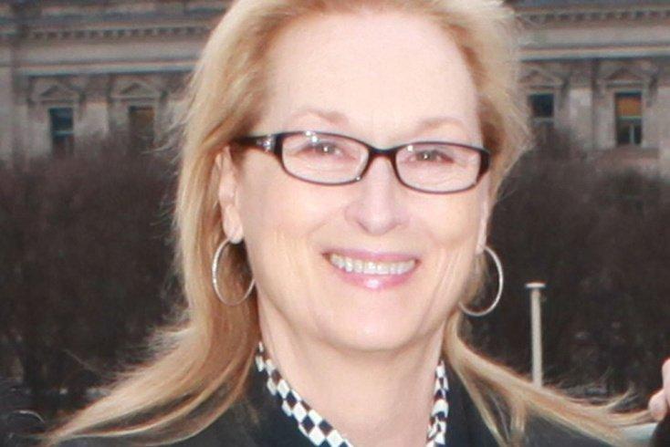 Неподражаемая Мерил Стрип и ее идеальный тон кожи Источник: wikimedia.org