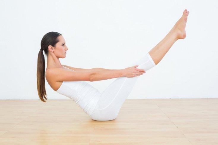 Дополнительные позы йоги для усиления нагрузки на ноги