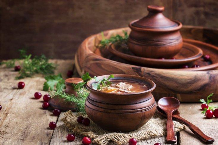 Правила использования глиняной посуды в здоровом питании