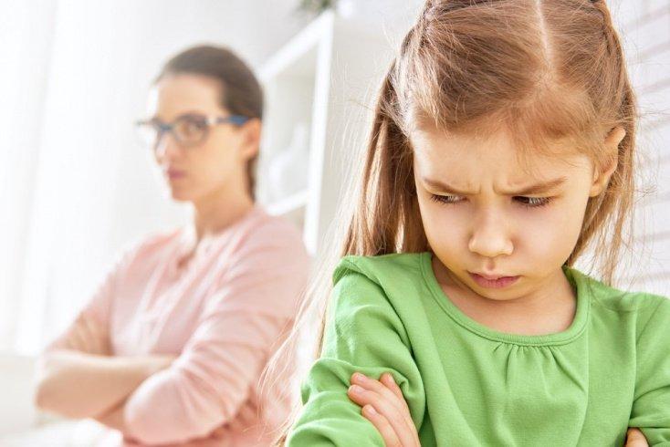 Попрекать ребенка заботой