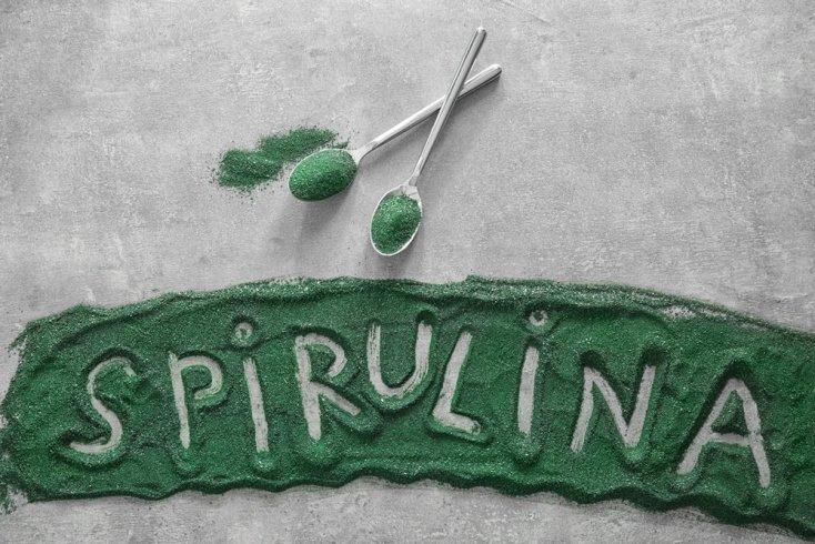 Что такое спирулина?