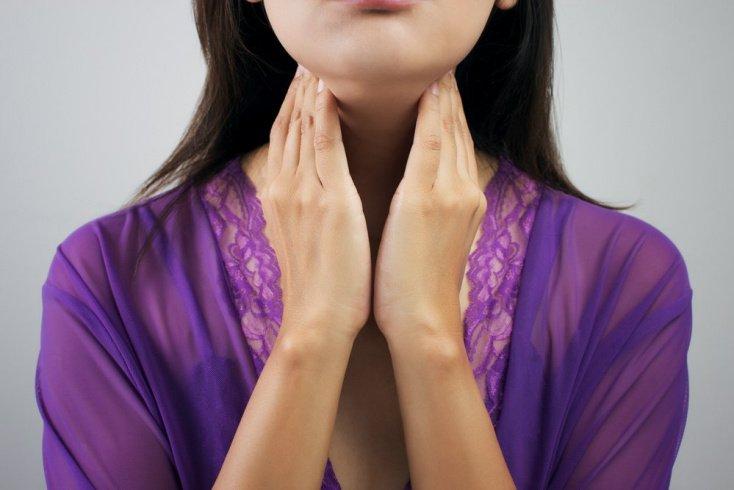 Объемные образования и кисты щитовидной железы