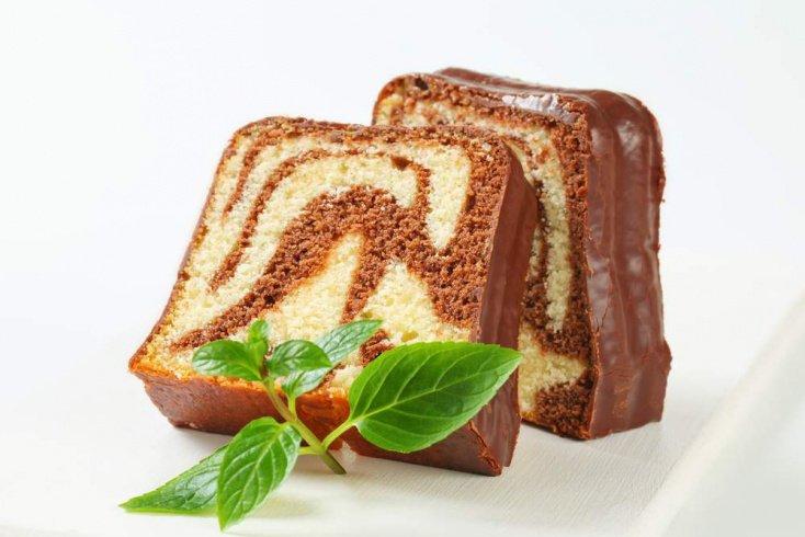 Торт «Зебра» со сгущенкой: рецепт, проверенный временем