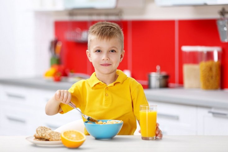 Здоровое питание: курс на завтраки