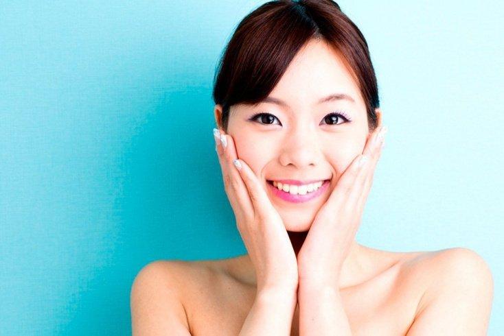 Южная Корея: фарфоровая кожа
