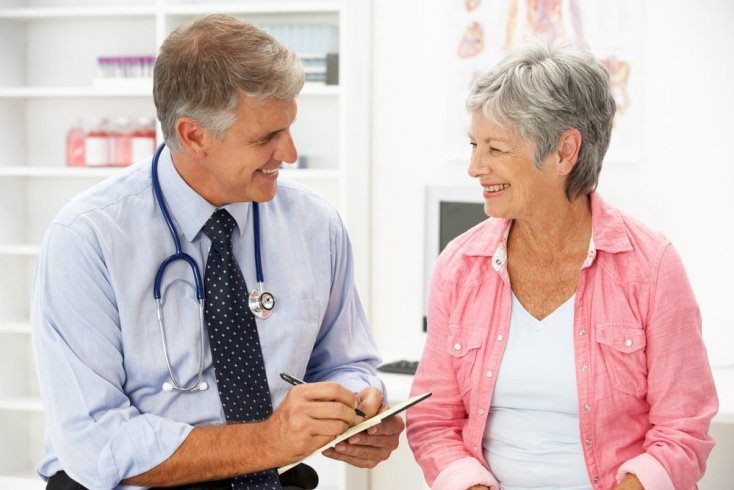Лекарства различных групп для пожилого человека