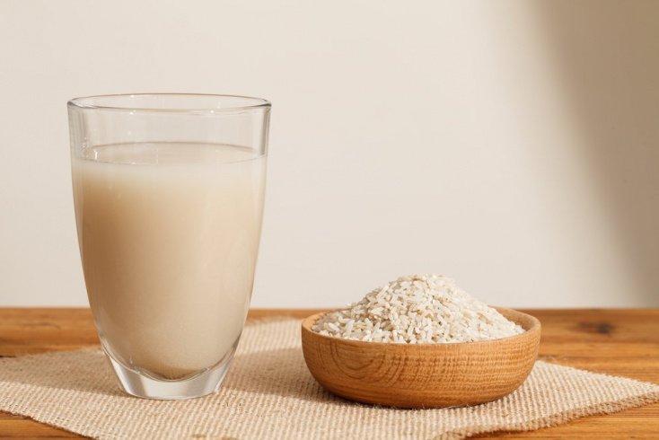Рисовое молоко и аллергия