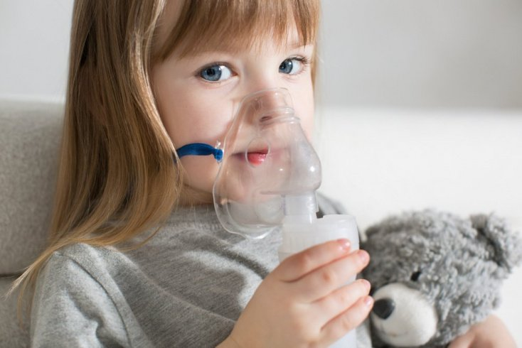 Проблемы дыхания у детей