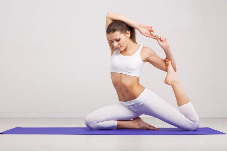 Основные позы йоги