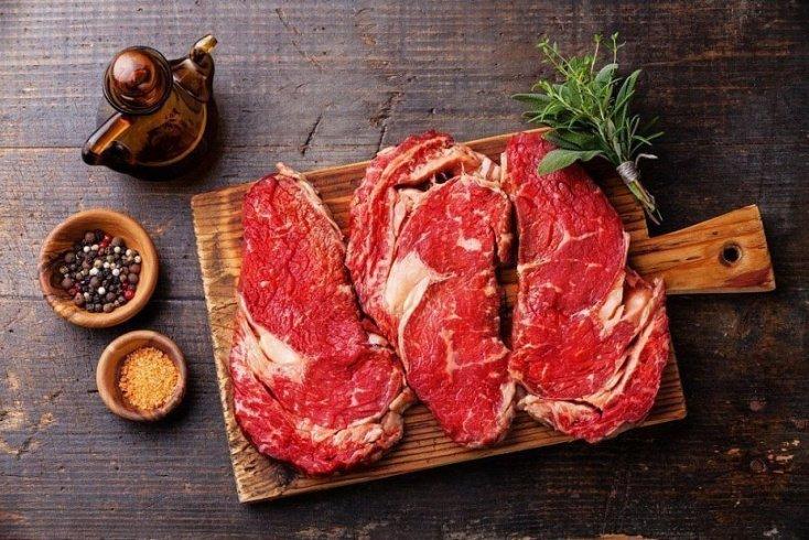 Мясные разгрузочные дни — минус 1-1,5 кг