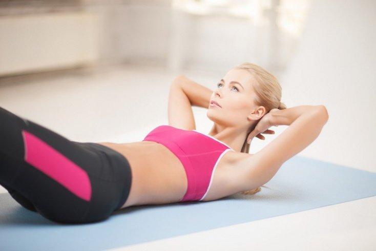 Статические упражнения йоги для растяжки спины