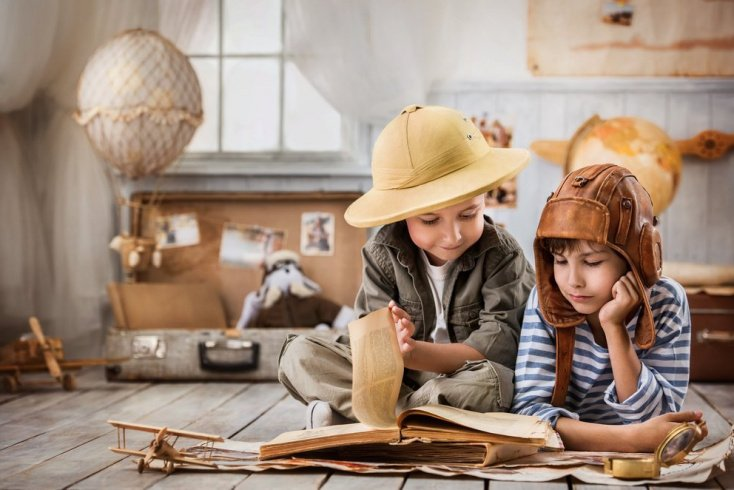 Как правильно подобрать книгу по возрасту