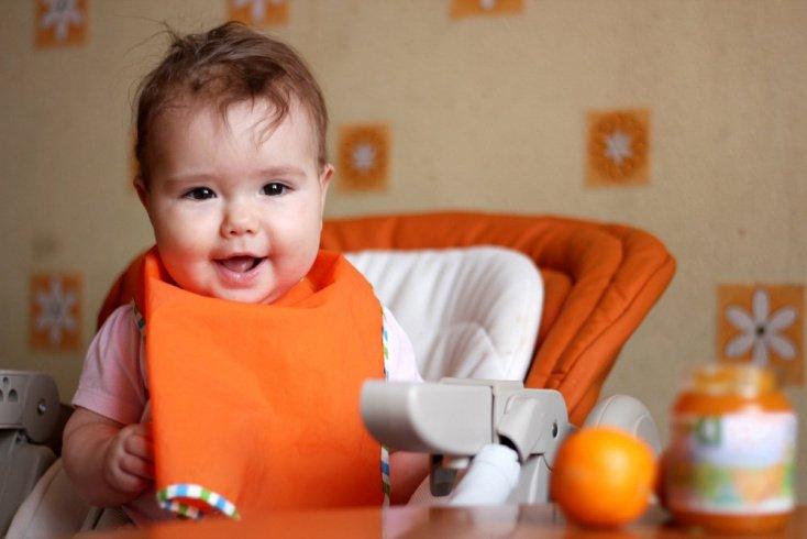 Оптимальный возраст для введения прикорма