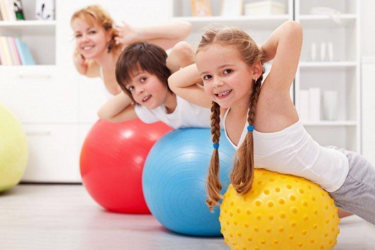Упражнения для младших школьников