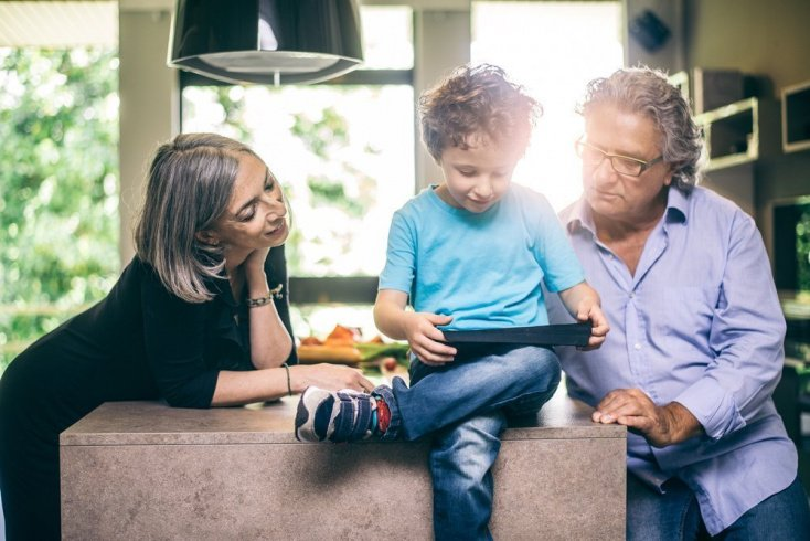 Плюсы и минусы воспитания бабушкой