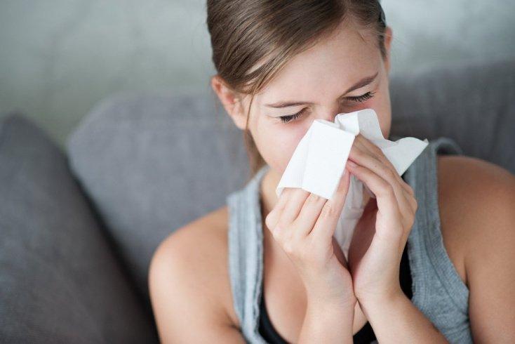 Аллергия, синуситы и риниты