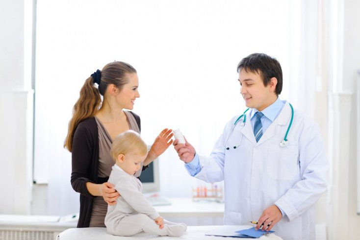 Применение препаратов йода у детей