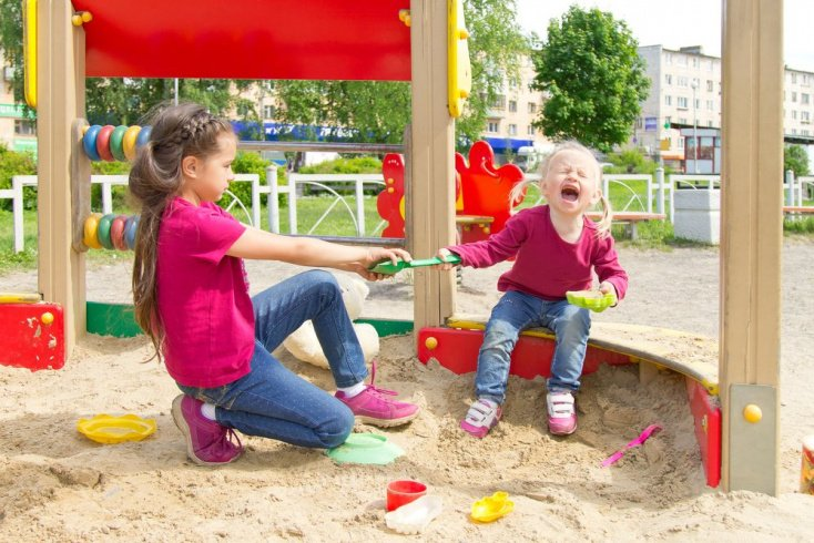 Драки дома и в детском саду