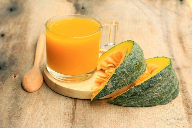 Сок тыквы: восстановление после физической нагрузки