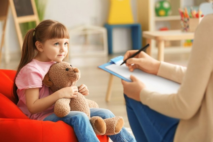 Как лечить невроз у ребенка?